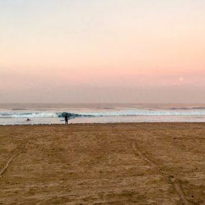 California – Baby ich kann das Meer sehen