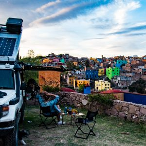 Kulturalarm im mexikanischen Hochland